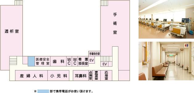 2階の様子と平面見取り図です。