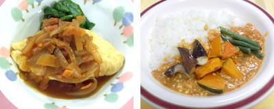 当院の食事のイメージ