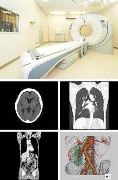 X線CT装置のイメージ