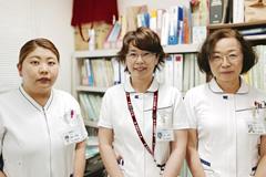 患者サポート室のイメージ