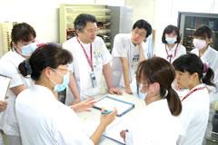栄養サポートチーム専門療法士 愛川美輪